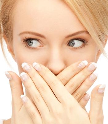 Kellemetlen probléma: a szájszárazság