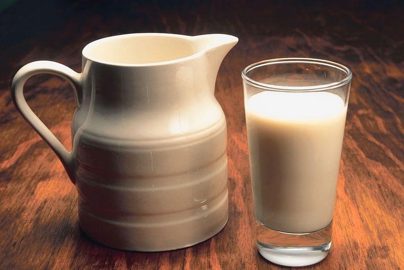 Csak két pohár tej ajánlott egy nap
