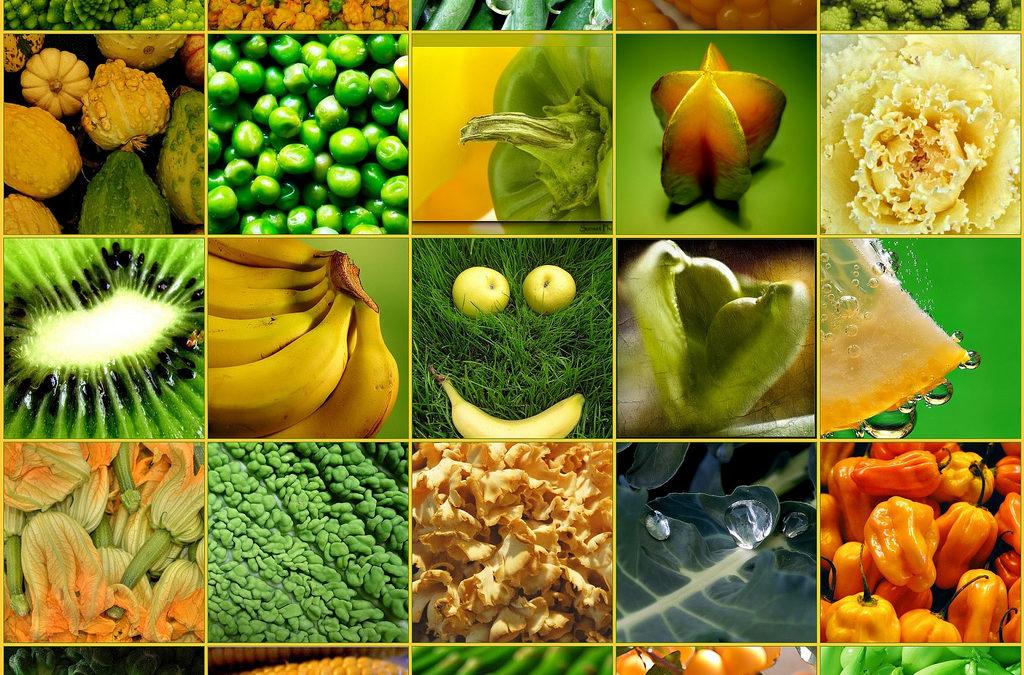 Együnk több zöldséget!