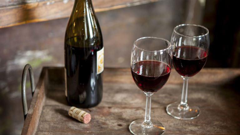 Mennyi cukor van egy pohár borban?