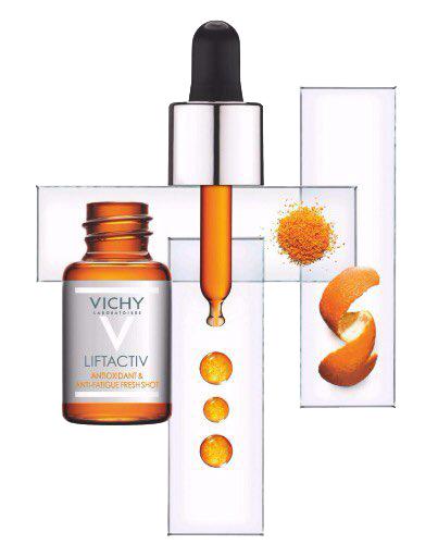 Hogyan segít a C-vitamin a fáradt bőrnek