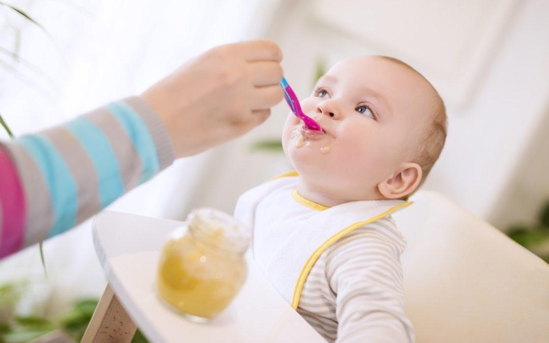 Ilyen a csecsemő emésztőrendszere