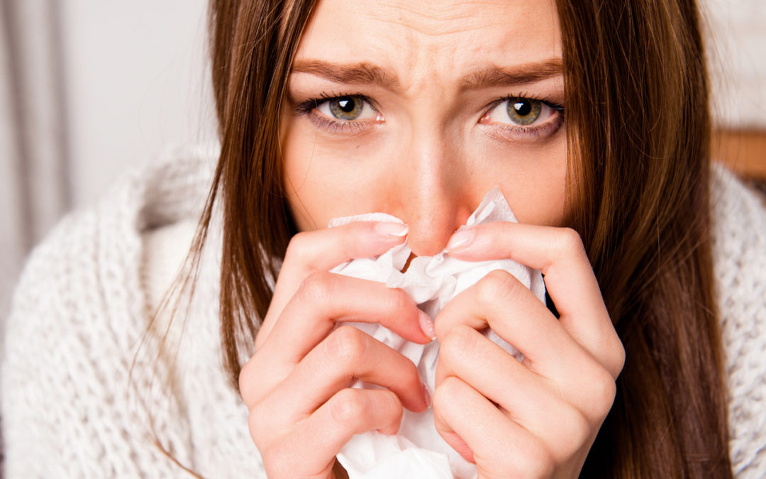 A károsodott orrnyálkahártya figyelmeztető jelei