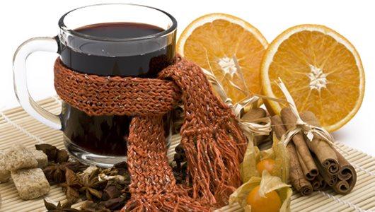 Forró italok a téli hidegben – receptekkel