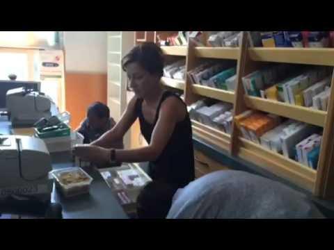 Kisfilm a patika felújításáról