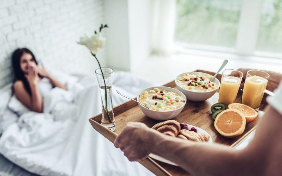 A táplákozás hatása az alvásra