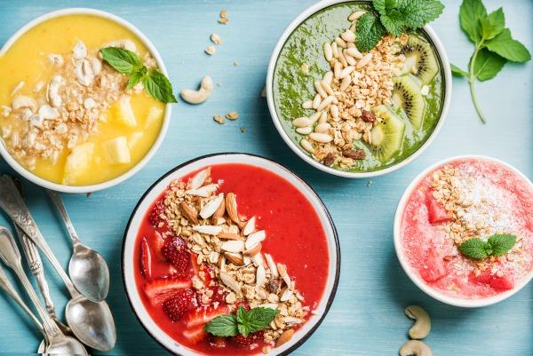 2020 legnépszerűbb egészséges ételei