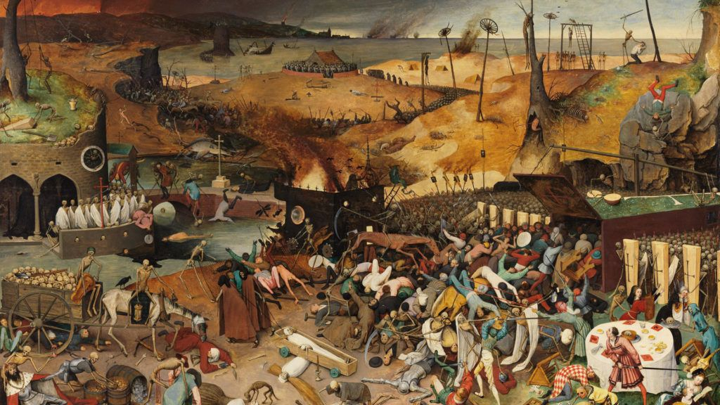Érdekes olvasmány: A járványok világa
