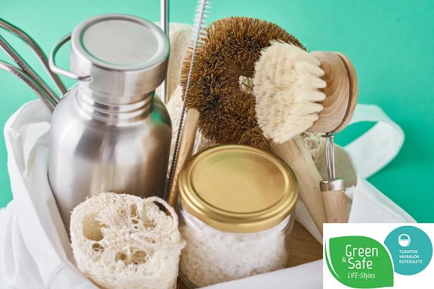 Öko-takarítás kisokos – mit tud a szódabikarbóna?